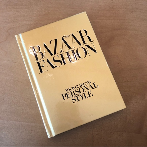 harper's bazaar Other - Mini Fashion Book